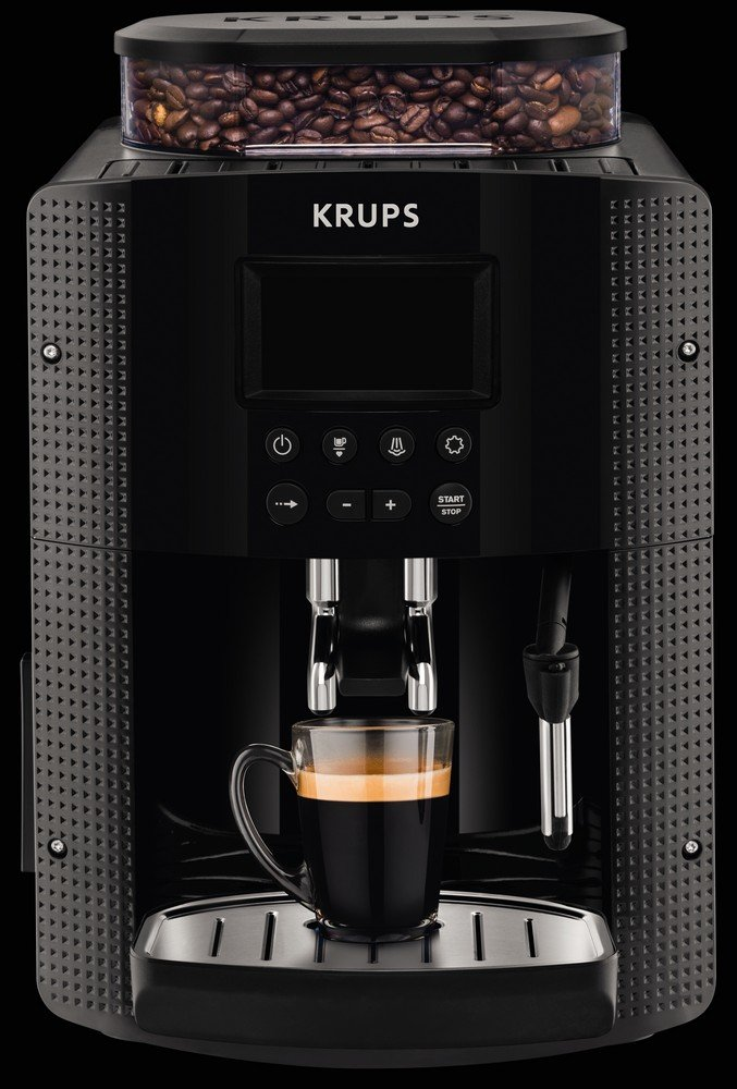 Le test de la machine à expresso Krups YY8135FD
