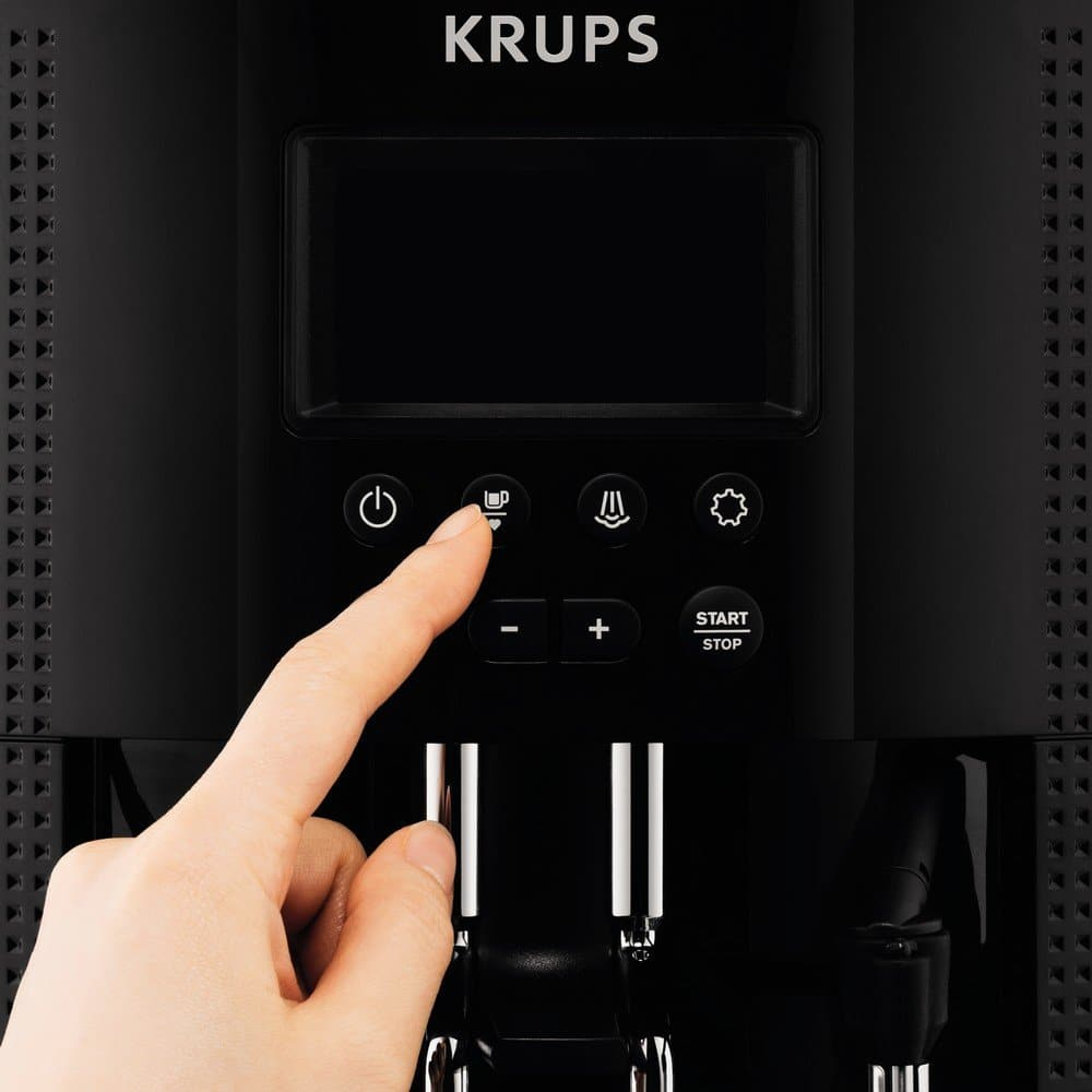 Krups YY8135FD Machine à Café Automatique