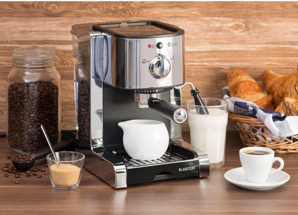 Klarstein Passionata 20 - Machine à espresso