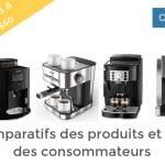 Machines à expresso : comparatifs des produits et avis des consommateurs