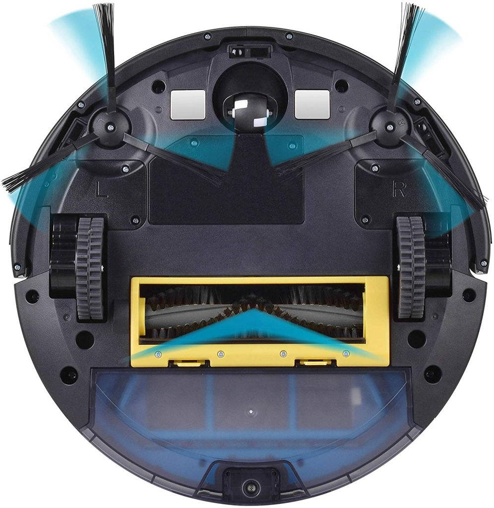 Le test du robot aspirateur ZACO ILIFE0001-FR ILIFE A4s
