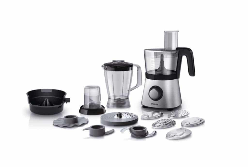 Le test de Philips hr7769/00 Robot de cuisine