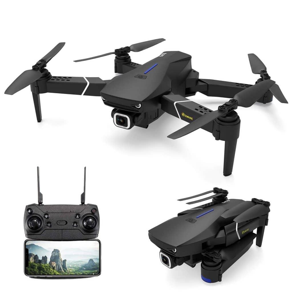 Le test du drone EACHINE E520S