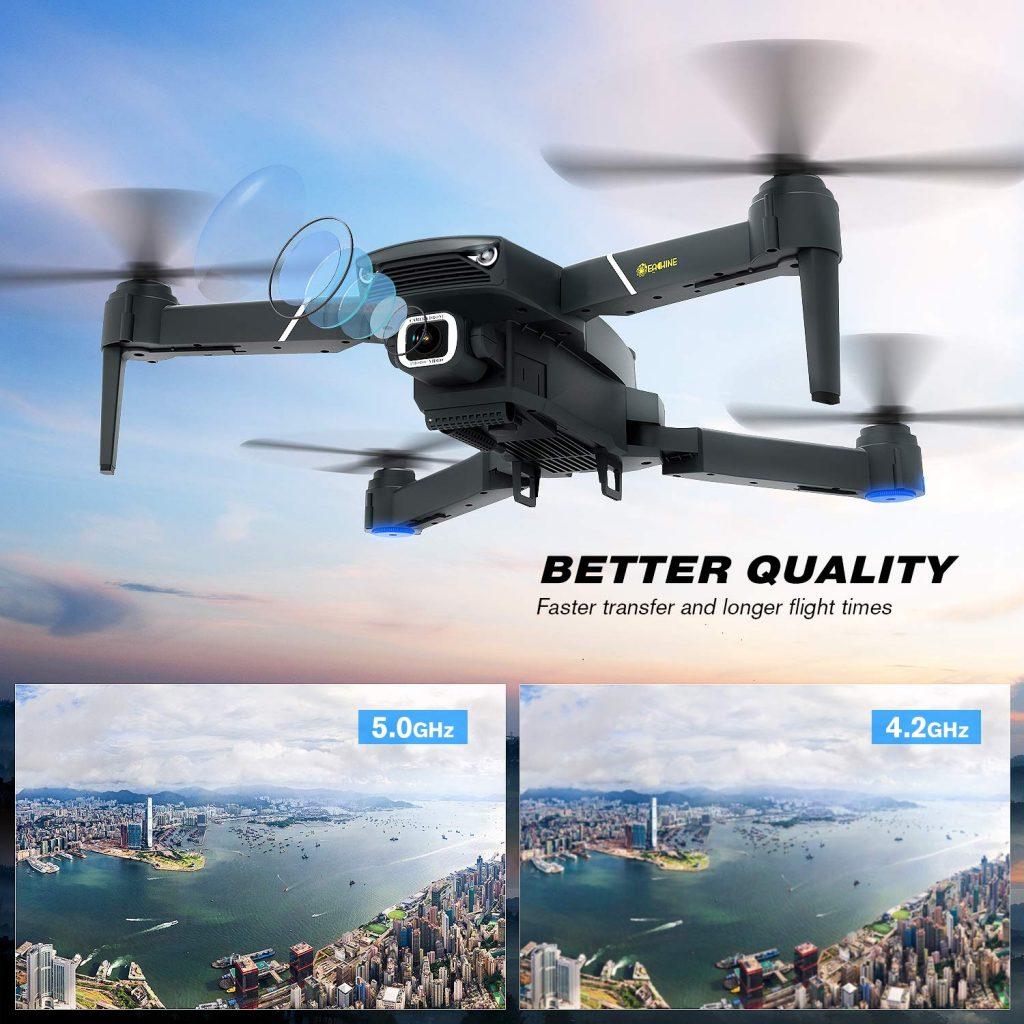 Les caractéristiques du drone EACHINE E520S