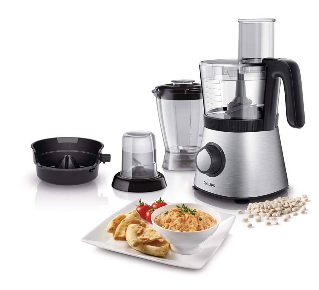 Les caractéristiques de Philips hr7769/00 Robot de cuisine