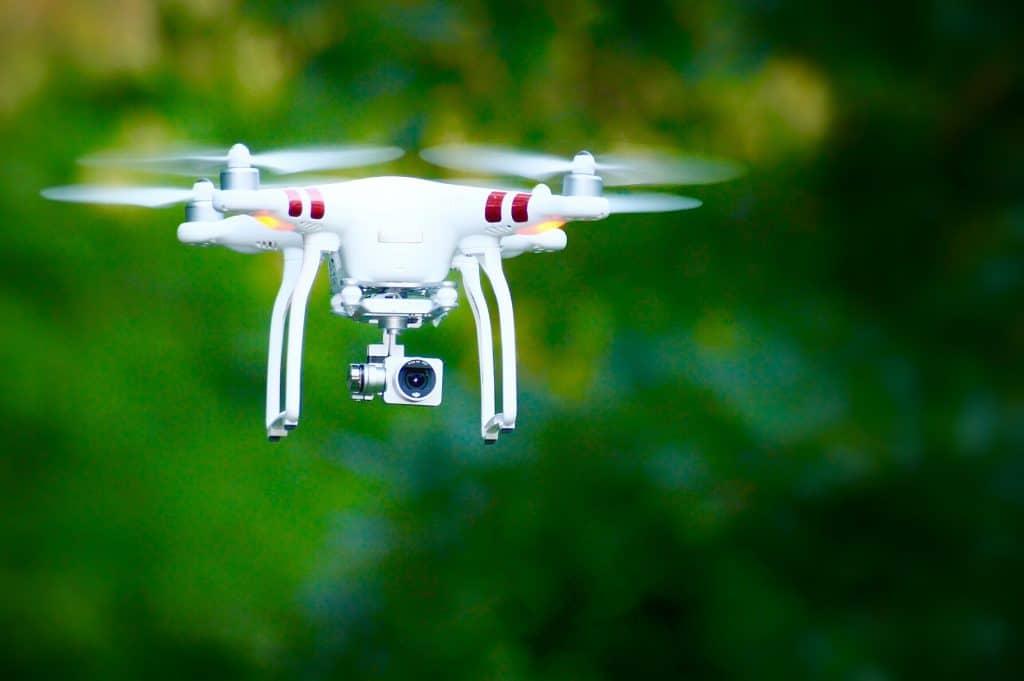 La différence entre un drone professionnel et un drone de loisir