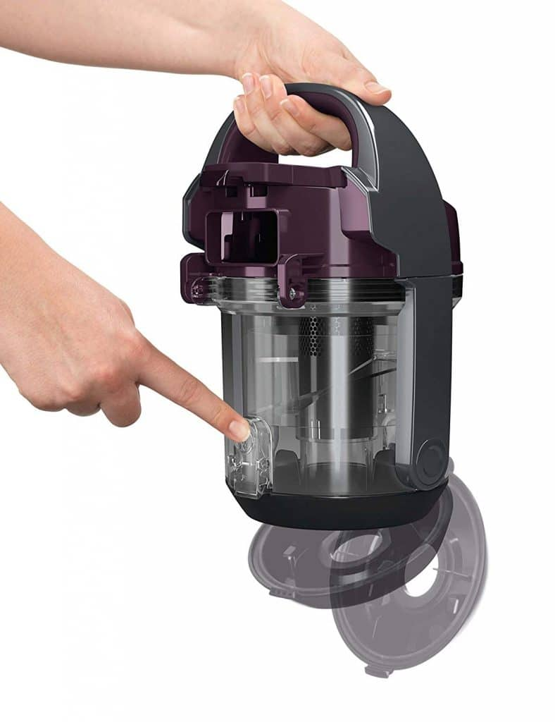 Les caractéristiques de Bosch BGC05AAA1 GS05 Cleann'n
