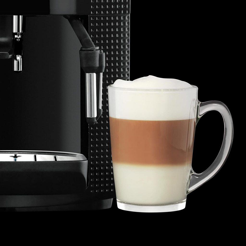 Les caractéristiques de la machine à café Krups EA816031