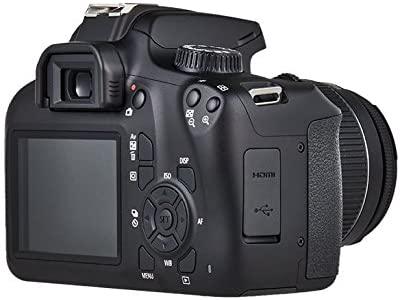 L'appareil photo réflex numérique Canon EOS 4000D