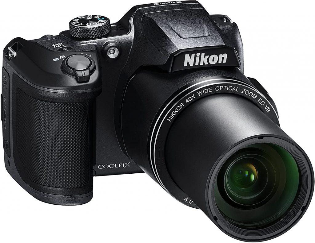 Le test de l'appareil photo réflex numérique Nikon COOLPIX B500