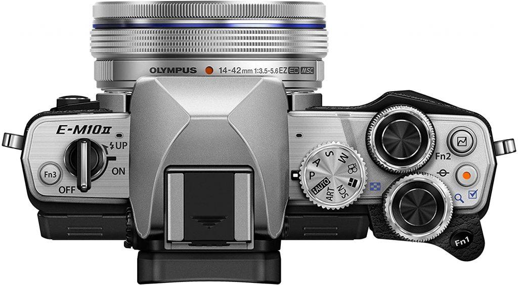 Le test de l'appareil photo réflex numérique Olympus OM-D E-M10 MARK II