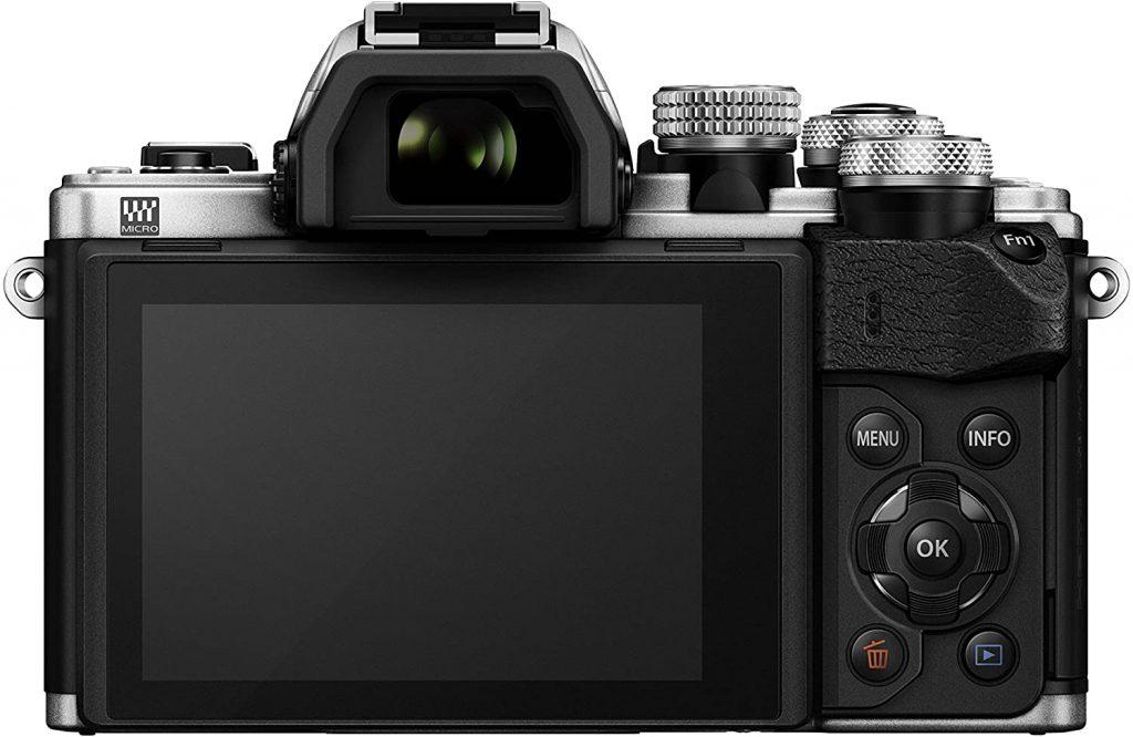 Les caractéristiques de l'appareil photo réflex numérique Olympus OM-D E-M10 MARK II