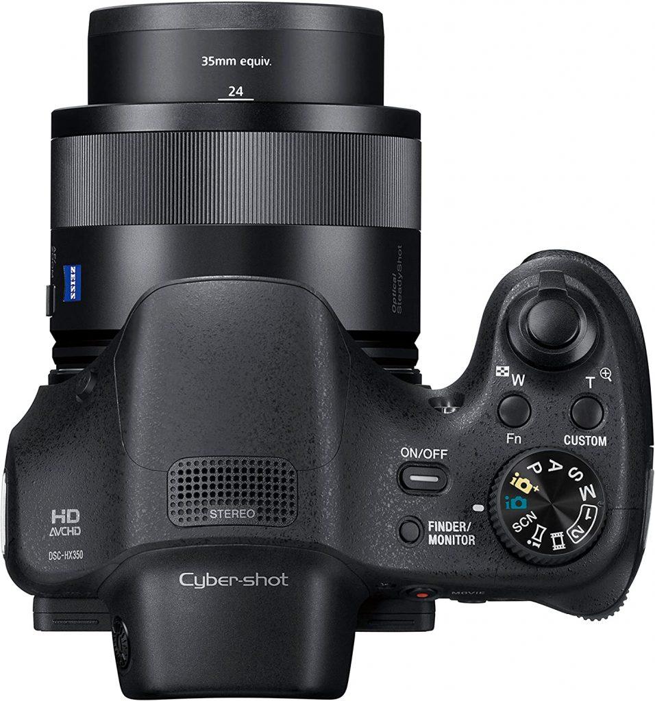 Le test de l'appareil photo réflex numérique Sony DSC-HX350