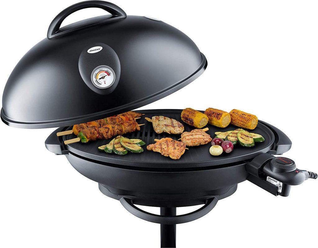 Le test de Steba VG350 Big Barbecue Électrique XXL