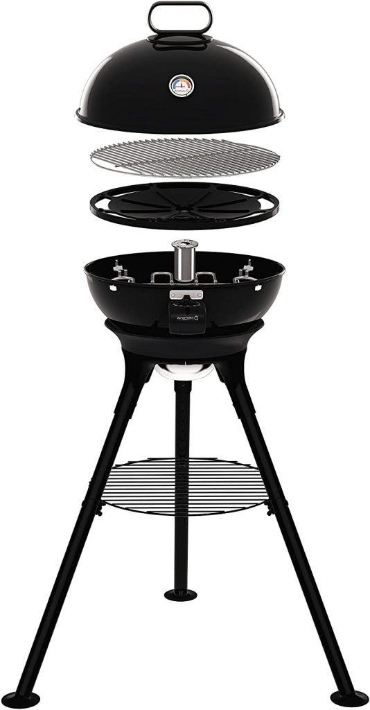 Tefal BG9168 Aromati-Q 3-en-1 Barbecue électrique