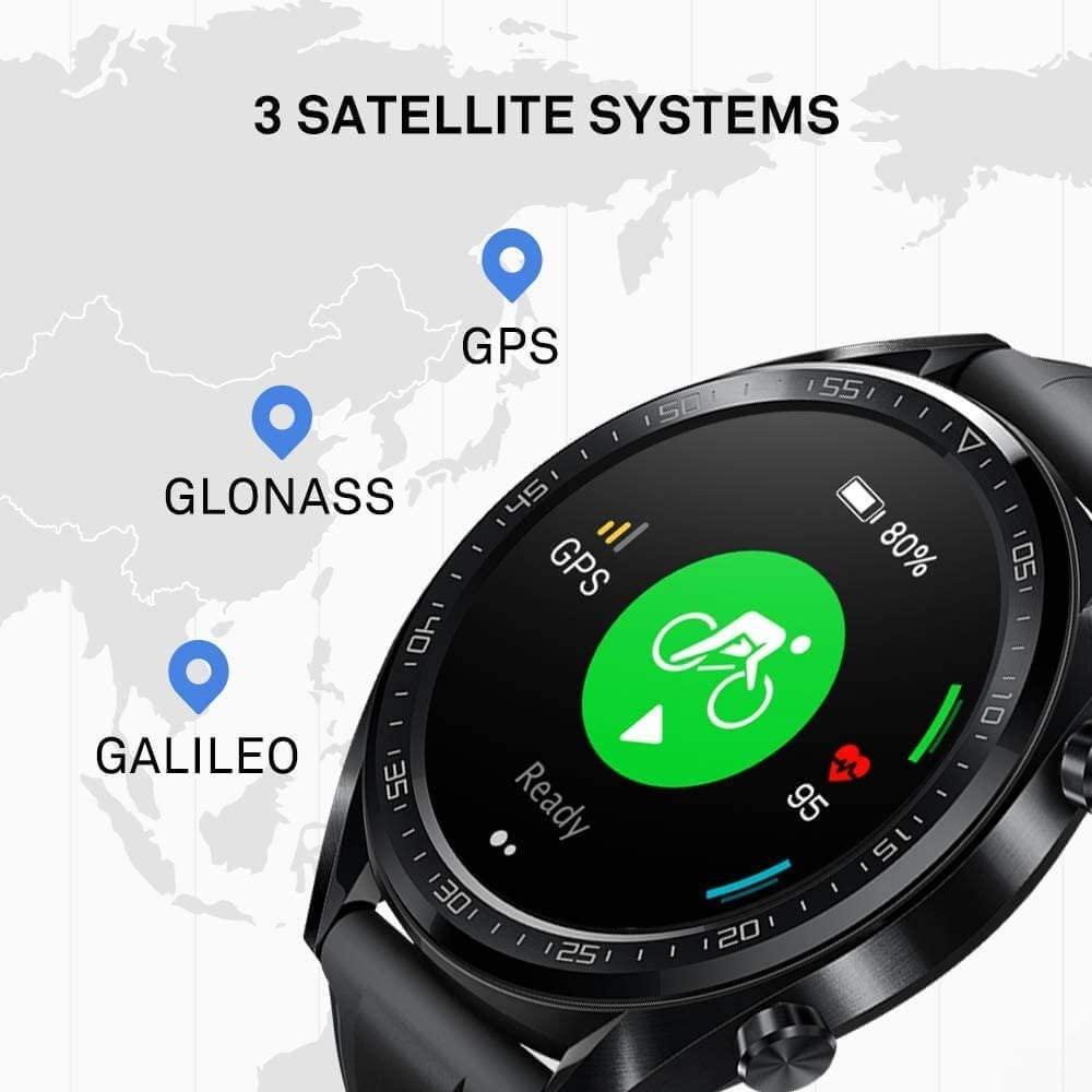 Le test de Huawei Watch GT Montre Connectée