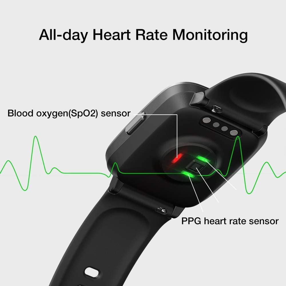 Le test de UMIDIGI Montre Connectée Smart Watch UFit