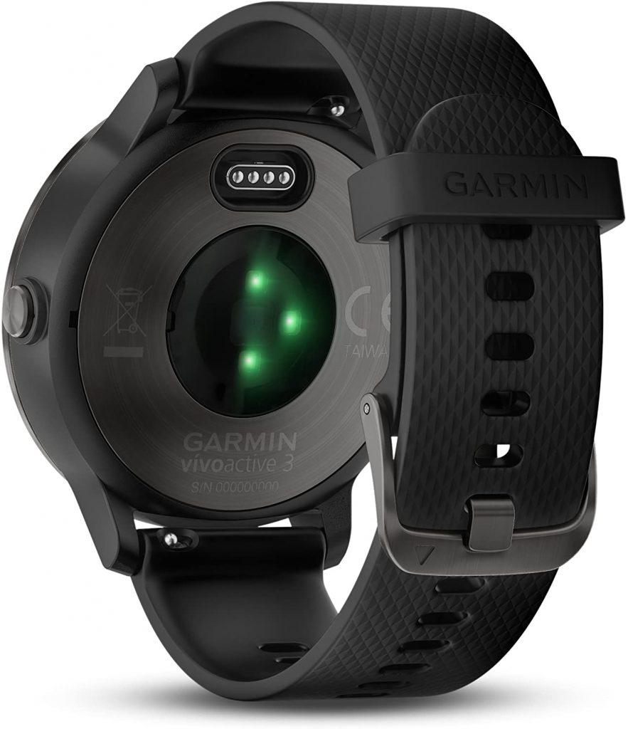 Les caractéristiques de Garmin - Vivoactive 3 - Montre Connectée
