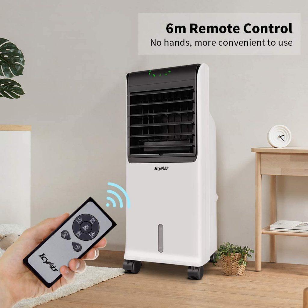 Le climatiseur IcyAir mobile