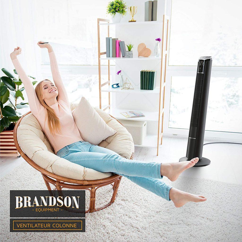 Le Ventilateur Colonne Brandson
