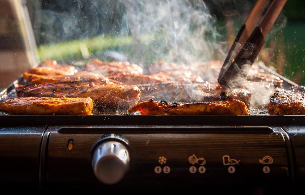 Le barbecue électrique